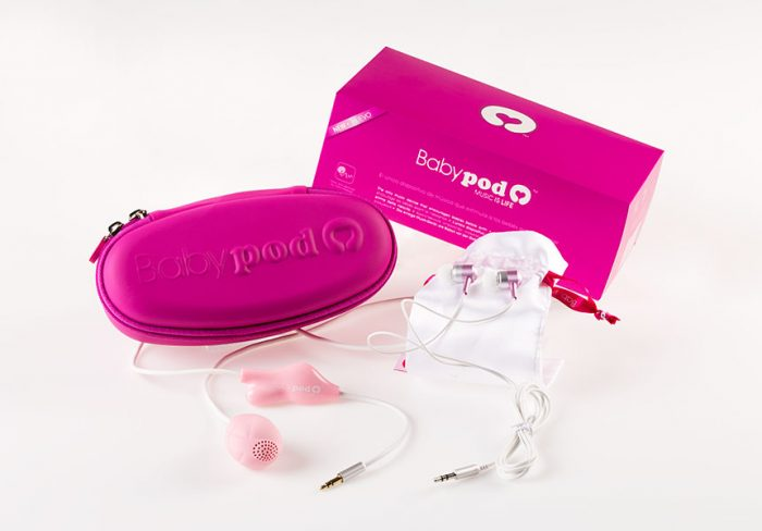 Babypod - Music is Life - Music during pregnancy